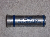 37mm aluminum commercial shell-once fired 4 3/4 inch