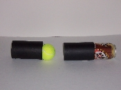 AK47 Tennis Ball/Cup Launcher